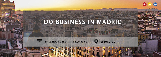 Do Business – Madrid's Vibrant Business Scene
