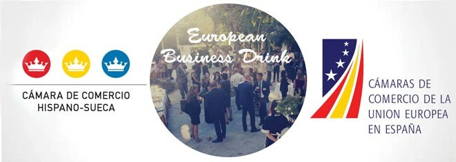 European Business Drink, 10 april